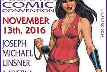 Atlanta Comic Convention 11/13/2016