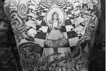 Tattoos / by Hope Waldrum