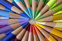 couleurs / colors / by laminutedeco