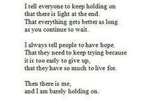Uplifting Quotes / Uplifting quotes for hard times
