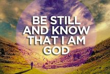 I Believe.... / Faith in God gets me through every day. / by Amelia