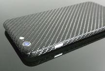 iPhone 6 Plus Carbon Cover / Real Carbon, weight: 14 g, thickness: < 0,4 mm - Made in Germany
