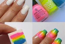 Nail tutorials / Nails