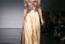 LA Style Fashion Week / Bahar&Reza 2016 collection fashion show