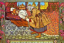 Ivan Bilibin Illustrations