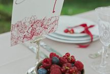 mariage - couleur rouge