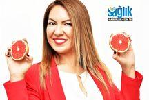 Gizem Şeber / Diyetisyen ve Yaşam Koçu Gizem Şeber'in sağlıklı beslenme ve diyet listeleri bu panomuzda..