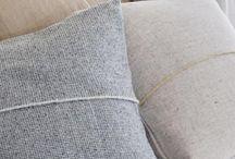 Cushions / Pillows. Hand made by Teixidors