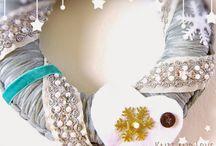 Coronas navidad