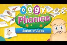 Apps for literacy (reading) / Apps for developing written language comprehension skills