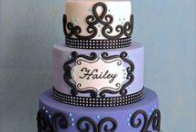 Sweet 16 cakes