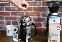 coffee wisdom / Because coffee. Always coffee. And happy mugs make my mornings better.