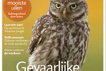 Natuur en dieren / Tijdschriften over natuur, dieren en onthaasten.