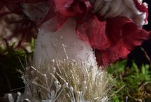 Champignon en tissu