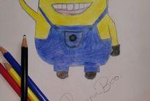 Drawing Inspiration <3