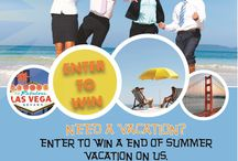 August Promotion!  / Sell a home at Monterey Park or Lakeland East and you will be entered to Win a vacation of your choice with Alaska Airlines.
