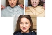 Kleuradvies bij Three Times a Lady / Met gekleurde sjaaltjes gaan we ontdekken welke kleuren jou laten stralen!