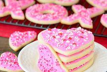 Valentin's Day Cookies