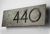 Street Numbers