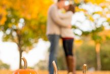 Fall Photoshoot ideas! / Favourite season of colours; warm oranges, reds and burgundy.  Love fall photo shoots!!