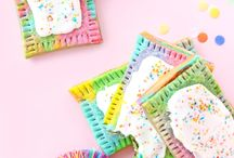 Pop Tarts / Pop Tart recipes and crafts.