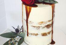Cakes / Wedding cakes, celebration cakes, baby showers, desserts, raw desserts, high tea, dessert bars, Newrybar, Byron Bay, weddings