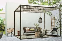 Pavilions, Gazebos & outdoor rooms