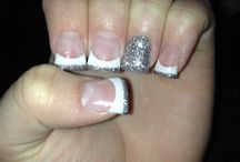 My nails :) / by Courtney Ainge