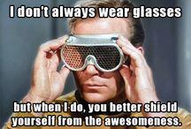 Optical Funnies