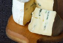 French & Alsatian cheese