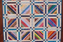 Bonnie Hunter quilts / by Michelle Brewster