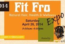 Natural Hair Events & Meet-ups / Events, Seminars, Expos for Natural Hair Meet-ups