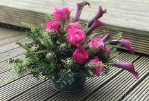 Jacqui O Floral arrangements