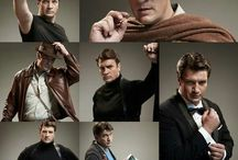 Is it wrong to have a Nathan Fillion board? Then I don't want to be right.  / by Adeline Bieberich Enochs