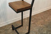 bar stool - design project