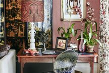 Interior Decoration / Different kinds of Interiors