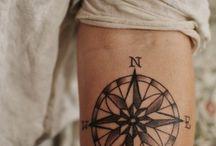 Ink. / by Melanie Kratzer