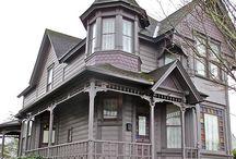 Victoria dönemi evleri