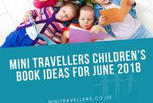 Mini Travellers Children's Book Ideas