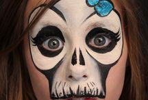 FP - MONSTER HIGH / Face painting