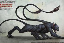 Monsters - Monstrosities