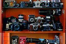 Eyes Travel / Photo cameras