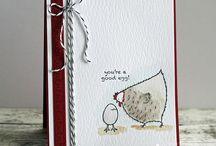 Stamp Sets - Hey Chick