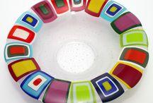 Glass: LOUISE LAGONI /  Louise Lagoni Danish glass design and art