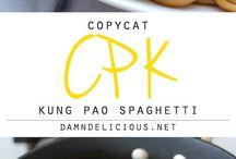pasta / by Krystal White
