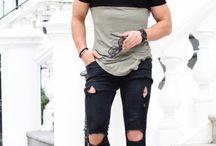 pocket tshirt men