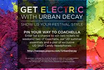 Electric Festival Style with UD! / by MacKenzie Findley