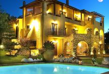 Bozonos luxury Villa / Luxury, Comfort and Hospitality