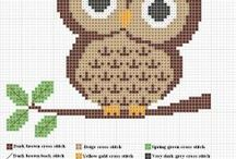 cross stitches
