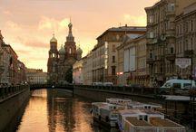 Favorite Places & Spaces / by Anastasia Santalova